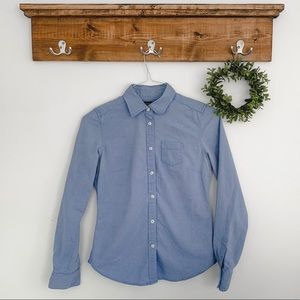 American Eagle | perfect fit button down